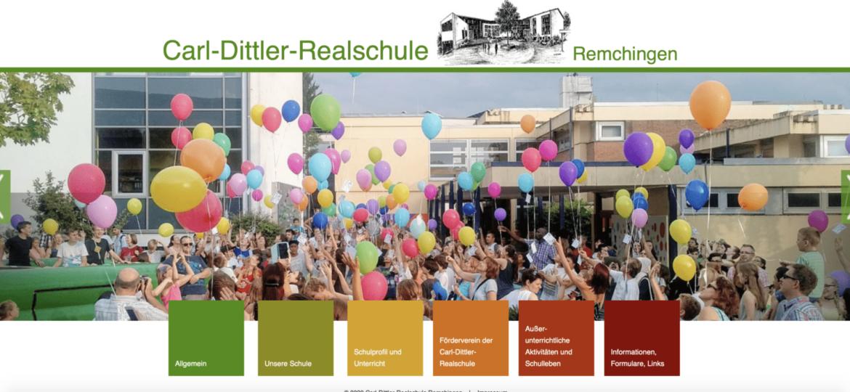 Startbildschirm_alte Homepage